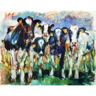 Bons Holsteins pinken