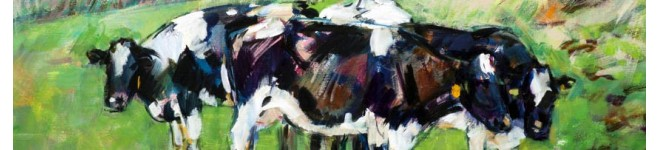 Kunstwerken op canvas